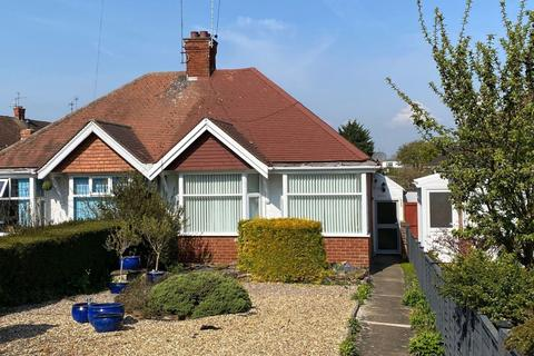 2 bedroom semi-detached bungalow for sale - Kettering Road, Spinney Hill, Northampton NN3 6QS