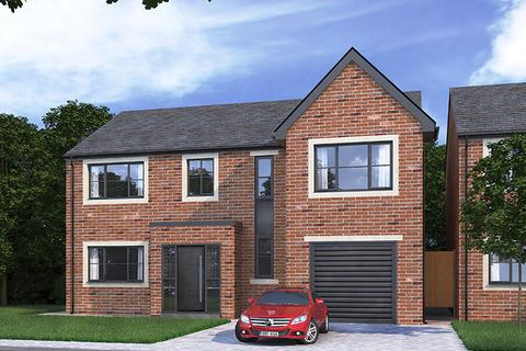5 bedroom detached house for sale - Plot 2, The Cromwell at The Woodlands, Bury Road, Bamford OL11