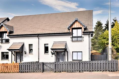 2 bedroom semi-detached villa for sale - Schoolfield Road, Rattray, Blairgowrie, Perthshire, PH10 7FD