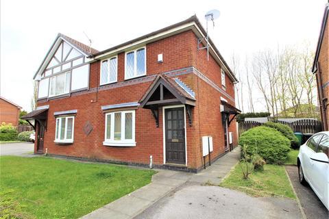 1 bedroom ground floor flat for sale - Tudor Grove, Middleton, Manchester, M24 5AJ