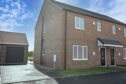 3 bedroom semi-detached house for sale - Greenacres, Station Road