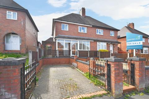 3 bedroom semi-detached house for sale - Churchill Road, Cheadle, Stoke-on-Trent