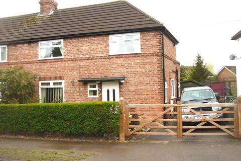 3 bedroom semi-detached house to rent - Alfred Street, Castle, Northwich