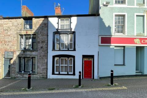 4 bedroom terraced house for sale - Castle Street, Caernarfon, Gwynedd, LL55