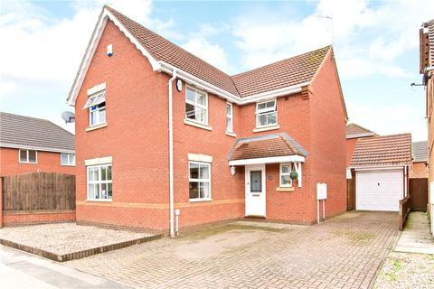 4 bedroom detached house for sale - Battalion Drive, Wootton, Northamptonshire, NN4