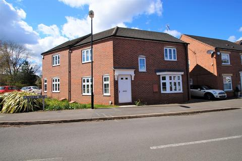 3 bedroom end of terrace house to rent - Mohawk Bend, Bannerbrook Park, Coventry