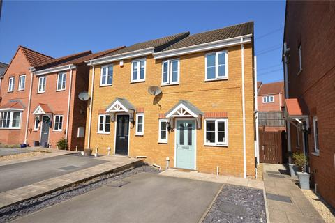 2 bedroom semi-detached house for sale - Springfield Close, Lofthouse, Wakefield
