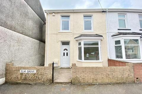 3 bedroom end of terrace house for sale - Elm Grove, Hirwaun, Aberdare, CF44 9TG