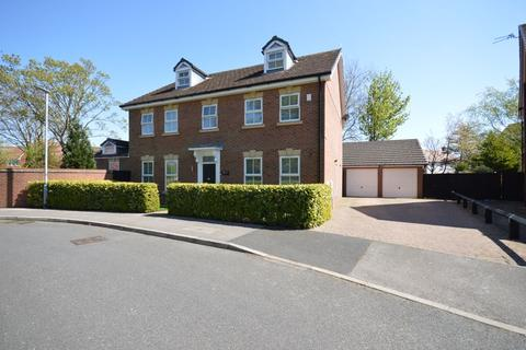5 bedroom detached house for sale - Nickleford Hall Drive, Widnes