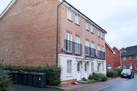 4 bedroom townhouse to rent - Caddow Road, Norwich