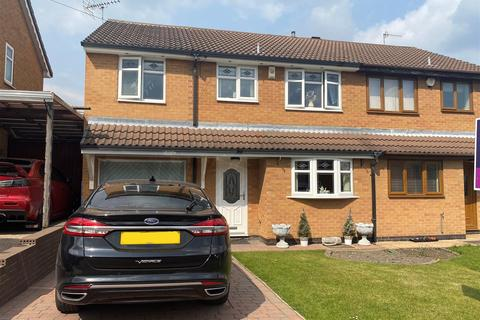 4 bedroom semi-detached house for sale - Boatmans Close, Ilkeston