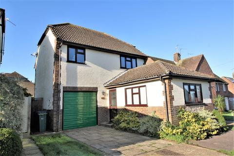 3 bedroom detached house for sale - Staples Barn Lane, Henfield