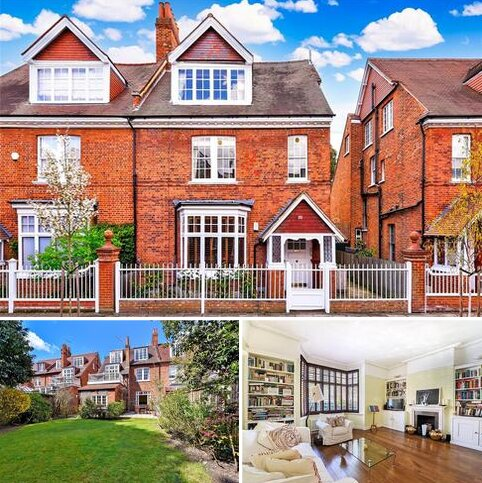 2 bedroom apartment for sale - Marlborough Crescent, Bedford Park, Chiswick, London, W4
