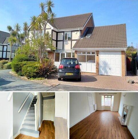 4 bedroom detached house for sale - Nicholl Court, Limeslade, Swansea