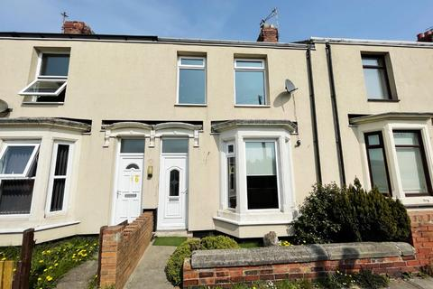 4 bedroom terraced house to rent - Cleveland View, Coundon, Bishop Auckland