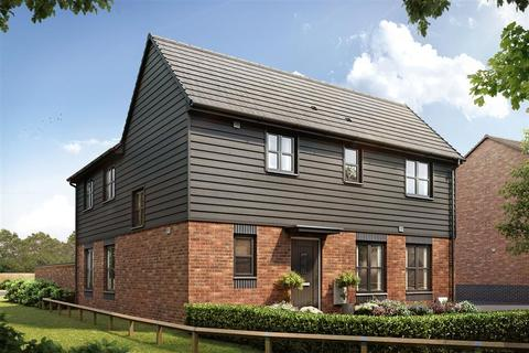 3 bedroom detached house for sale - The Tildale - Plot 26 at Burleyfields, Stafford, Martin Drive ST16