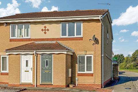 2 bedroom semi-detached house for sale - Bishop Cockin Close, Hessle