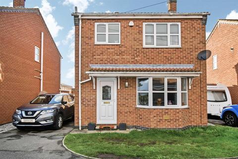3 bedroom detached house for sale - Fieldside Close, Thorngumbald