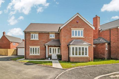 4 bedroom detached house for sale - Bowler Close, Pontesbury, Shrewsbury