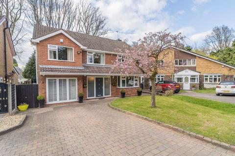 4 bedroom detached house for sale - 39, Birchfield Avenue, Tettenhall, Wolverhampton, WV6