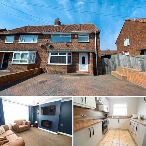 3 bedroom semi-detached house for sale - Rugby Gardens, Gateshead