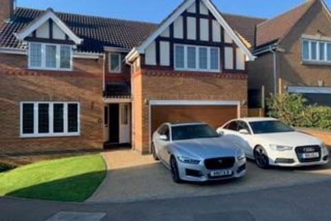 4 bedroom detached house for sale - Middle Greeve, Wootton, Northampton