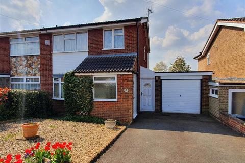 3 bedroom semi-detached house for sale - Glebe Road, Thringstone, Coalville