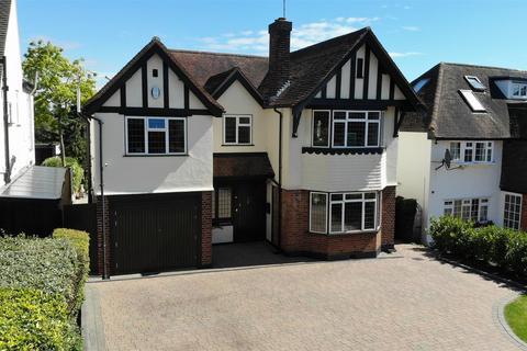 4 bedroom detached house for sale - Hillcrest Road, Loughton