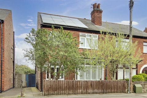 3 bedroom semi-detached house for sale - Hampton Road, West Bridgford, Nottinghamshire, NG2 7AJ