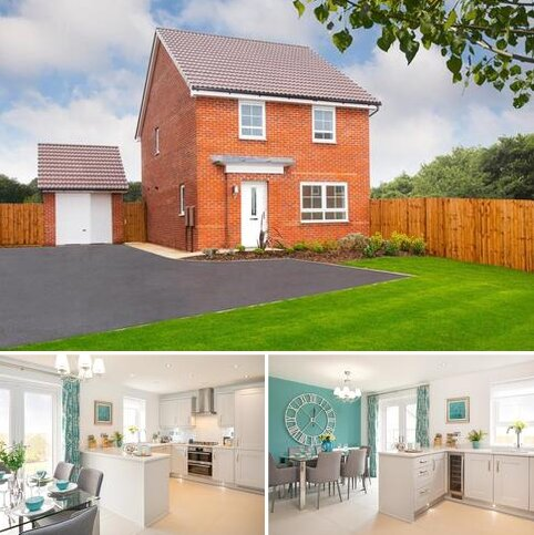 4 bedroom detached house for sale - Plot 62, Chester at The Glassworks, Catcliffe, Poplar Way, Catcliffe, ROTHERHAM S60