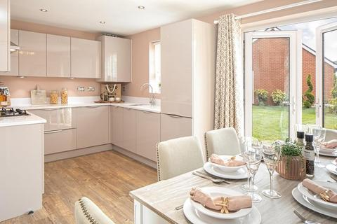 3 bedroom semi-detached house for sale - Plot 270, Moresby at Madgwick Park, Madgwick Lane, Chichester, CHICHESTER PO18