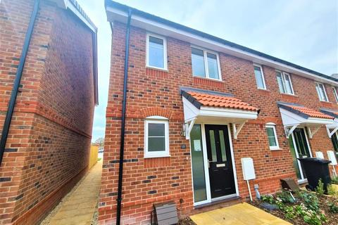 2 bedroom end of terrace house to rent - Didcot,  Oxfordshire,  OX11