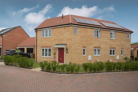 3 bedroom semi-detached house for sale - Markham Avenue, Hempsted, Peterborough. PE7 0NJ