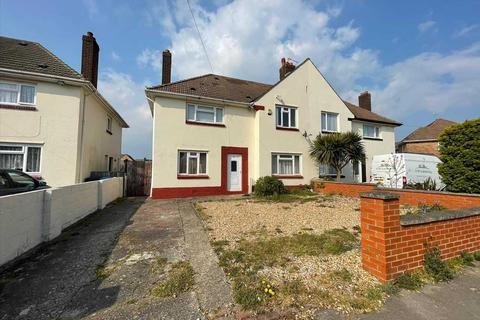 4 bedroom semi-detached house to rent - Melbury Avenue, Parkstone