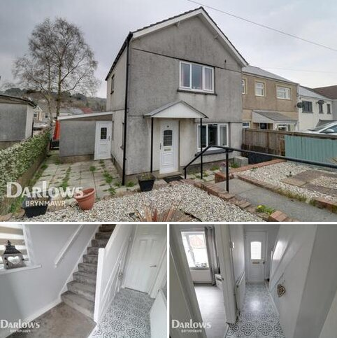 2 bedroom end of terrace house for sale - Cwm Hir, Ebbw Vale
