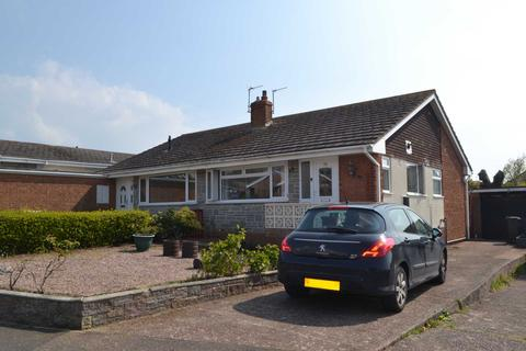 2 bedroom semi-detached bungalow for sale - Winston Road, Exmouth