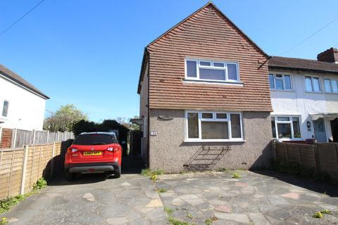 2 bedroom end of terrace house for sale - Brinkley Road, Worcester Park KT4