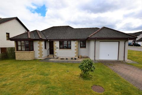 2 bedroom detached bungalow for sale - *REDUCED PRICE*47 Mannachie Gardens, Forres