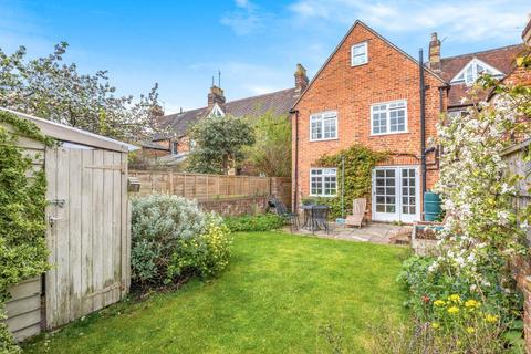 4 bedroom end of terrace house to rent - Jericho,  Oxford,  OX2