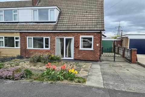 2 bedroom semi-detached house for sale - Lodge Place, Inkersall, Chesterfield