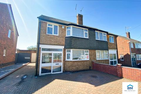 3 bedroom semi-detached house for sale - Whitehall Road, Leicester, LE5