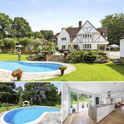 6 bedroom detached house to rent - Pachesham Park., Leatherhead, Surrey, KT22