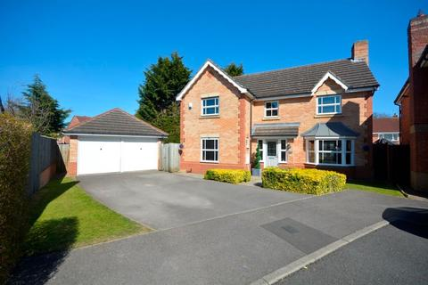 4 bedroom detached house for sale - Hermitage Gardens, Chester Le Street, DH2