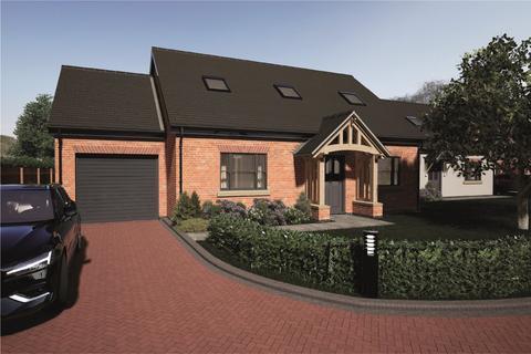 3 bedroom detached bungalow for sale - The Poplar - Plot 1, Hallams Holt, LN4