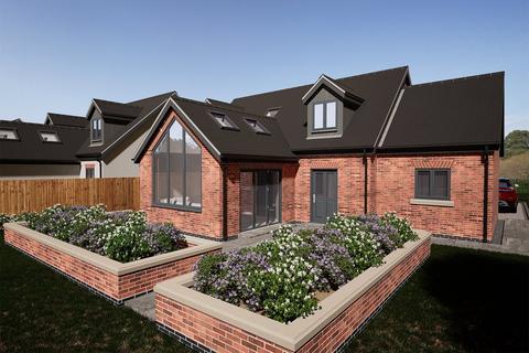 3 bedroom detached bungalow for sale - The Beech - Plot 1, Hallams Holt, LN4