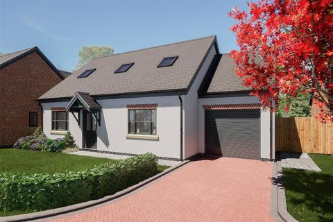4 bedroom detached bungalow for sale - The Cedar - Plot 2, Hallams Holt, LN4