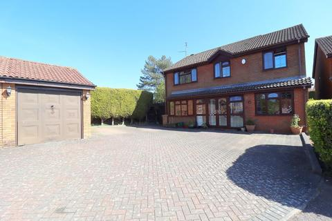 5 bedroom detached house for sale - Fernheath, Barton Hills, Luton, Bedfordshire, LU3 4DG