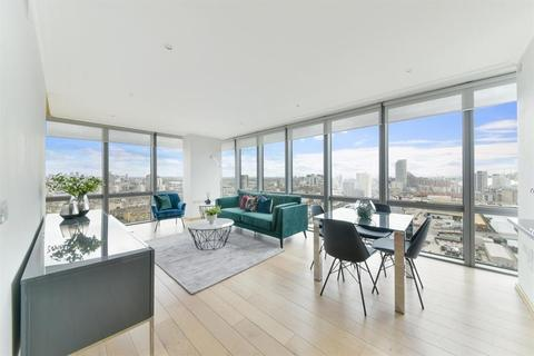 2 bedroom flat to rent - No1 West India QuayHertsmere Road, Canary Wharf, London, E14 4EF