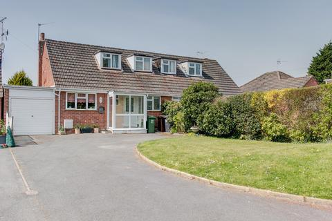 3 bedroom semi-detached bungalow for sale - Evesham Road, Headless Cross, Redditch, B97 5EP