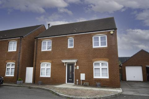 4 bedroom detached house for sale - Ffordd Nowell, Penylan, Cardiff